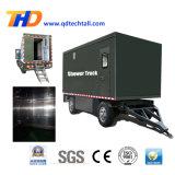 De Vrachtwagen van de douche van Speciaal Voertuig voor Militair