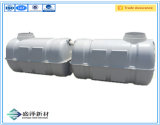 FRPの販売のための物質的な国内下水の水処理設備の下水道の腐敗性タンク