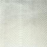 Кожа Faux PU кожи питона искусственная синтетическая для Софы-Dukemolh