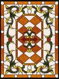 برونزيّ طباعة باب زجاجيّة [ستين غلسّ] زخرفيّة زجاجيّة