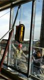 Surgeon en verre en verre de gerbeur de feuille de baril par jour Vacuboy