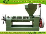 6YL-130 sesam, pinda, de extractiemachine van de zonnebloemolie met het werk video