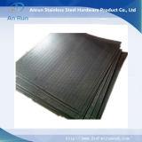 Hoja de metal perforado galvanizado para tamiz de filtro