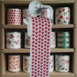 Joyeux Noël lingettes toilette imprimé papier hygiénique Nouveauté Loo Roll
