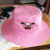 Chapéu de pescador de moda praia bordadas Pac chapéu de caçamba