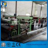 Landwirtschaftliches überschüssiges Reis-Stroh-materielle Pappappe, die Maschinerie herstellt