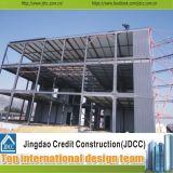 Diseño prefabricado de la oficina del proyecto de la estructura de acero