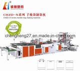 Máquina de hacer de la bolsa de parche Chengheng