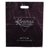 Vier Farbe gedruckte Plastiktaschen für das Geschenk fördernd (FLD-8587)