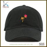 Los sombreros del papá bordaron el casquillo de los deportes del algodón de los hombres de las gorras de béisbol y de los sombreros