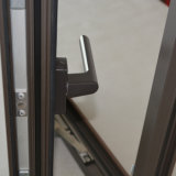 Alta calidad con recubrimiento de polvo de aluminio rotura térmica Perfil Casement K03009