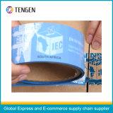 Cinta adhesiva del embalaje de la Anti-Falsificación de la media transferencia