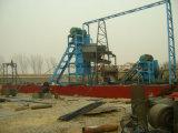 Minieisen-Sand-Absaugung-Lieferung für Meersand-Grube