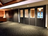 School Acoustic Sliding Folding Partitions Muro para Aula, Biblioteca