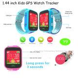 GPS que sigue el reloj elegante de los cabritos con la pantalla Y9 de 1.44 TFT