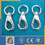 Llavero de aleación de zinc gancho