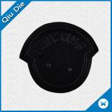 부속품이 의류를 위한 Ocm 디자인 가죽 패치에 의하여 레테르를 붙인다