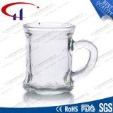 140ml de nieuwe Mok van het Bier van het Glas van het Ontwerp Duidelijke (CHM8054)