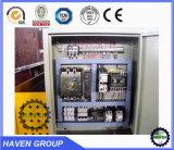 WE67K-100X4000 CNC油圧出版物ブレーキおよび鋼板曲がる機械