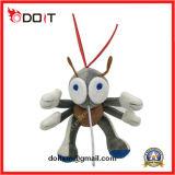 L'abitudine fa per dare via il giocattolo della peluche della zanzara dell'animale farcito del giocattolo del regalo