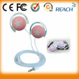 Хорошее Quality 3.5mm Earhook MP3 Earphone для iPhone