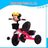 새 모델 아이 아기 장난감에 귀여운 세발자전거 아이 3 짐수레꾼 자전거 탐