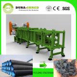 Máquina usada Shredder do Shredder do pneu do pneumático da tecnologia do ODM EUA para a venda