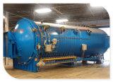 Aquecimento elétrico Equipamento de cura de vapor de autoclave de secagem de madeira