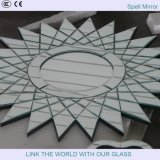 Spell Mirror / Decoración Espejo / Bar Espejo / Espejo de aluminio / Espejo de plata