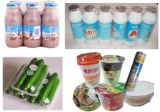 Machine d'emballage à haute température pour récifir la chaleur pour les nouilles, les légumes, les collations