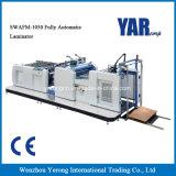 Máquina que lamina de la película completamente automática del precio de fábrica Swafm-1050 con Ce