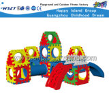 Drôle de jouets en plastique de l'équipement de terrain de jeux pour les enfants jouer (SC-16302)