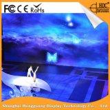 Pantalla de visualización al aire libre modificada para requisitos particulares RGB de LED P10