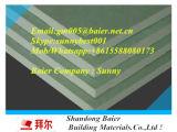 Fabricante impermeable de China de la talla estándar de la tarjeta de yeso/de la tarjeta de yeso