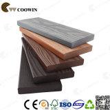 3D Design WPC Decking bois en imitation plastique