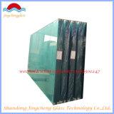 F Flotador del vidrio verde con alta calidad