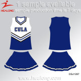 Muchachas frescas de la escuela de la impresión de Digital de la ropa de deportes de Healong Desing Cheerleading el engranaje