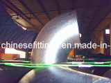 Encaixe de tubulação sem emenda do aço inoxidável 317 cotovelo de 90 graus