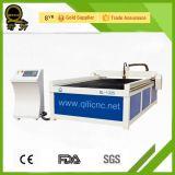 La mayoría del precio competitivo Gantry Plasma máquina CNC para el corte