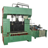 Q15-200正方形の金属のせん断のギロチン機械