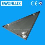 1200X1200X1200 mmの三角形LEDのパネル