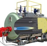 Hho Gas-Generator für Dampfkessel
