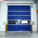 Limpar o padrão de alta velocidade da UE da porta do armazém com a certificação do CCC