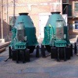 Pulire la macchina d'asciugamento della centrifuga del carbone utilizzata nella miniera di carbone