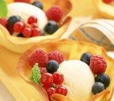 Pó de gordura em vegetais de alta qualidade para padaria e sorvete