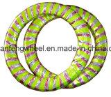 Tipo neumático del tubo de la motocicleta y tubo 3.25-16, 80/90-14