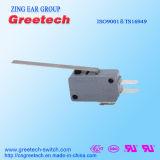 Micro- 250VAC van Spdt 5A van Spst de BasisSchakelaar van de Grens voor Magnetron