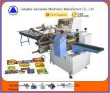 Saco de almofadas de macarrão instantâneo máquina de embalagem Horizontal