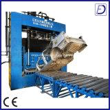 Metallblatt-Ausschnitt-verwendeter Gummireifen, der Maschine aufbereitet