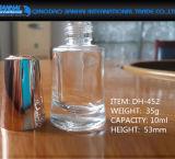 fantastische transparente 9ml-15ml Nagellack-Glasflasche mit Schutzkappe